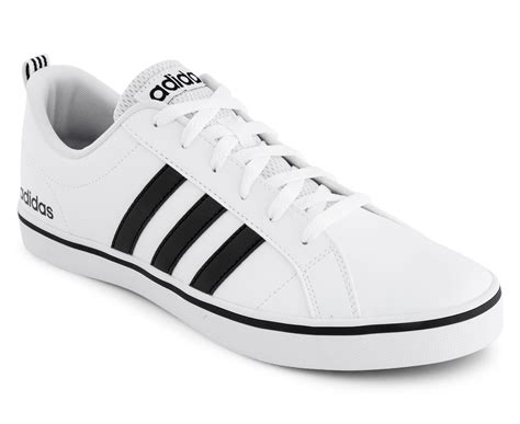 Adidas Neo V Leather White adidas neo s vs pace leather shoe white black blue great daily deals at australia s