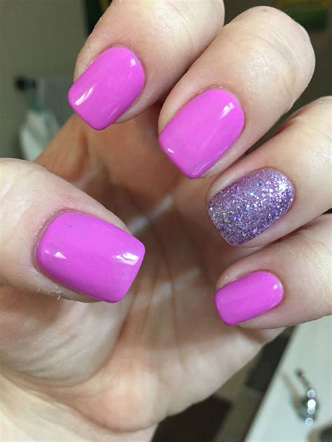 pedicure colors to the stars dnd lilac season with dnd lush lilac star glitter accent