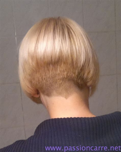clippered back bob haircut short clippered cut bob haircuts newhairstylesformen2014 com