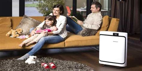 air purifier  living room