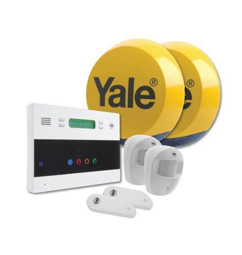 yale smarthome alarm ad alarms