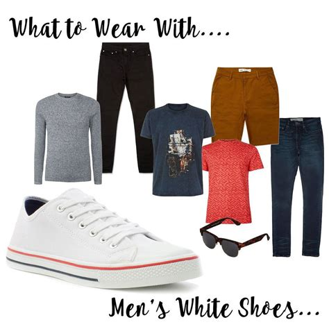 how to style white shoes for shoe zone
