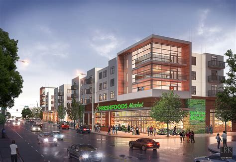 appartment store grocery apartments to rise at mclean union corner news