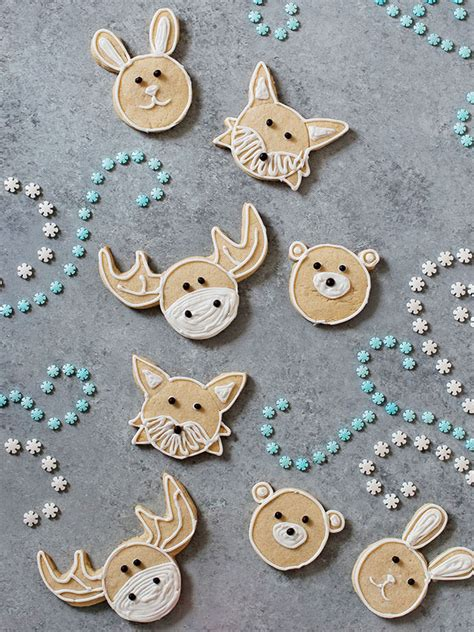 Handmade Cookie Cutters - create a whimsical winter with diy cookie cutters
