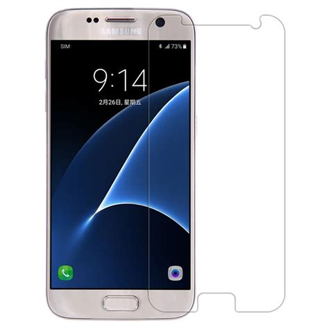 samsung galaxy s7 nillkin amazing h pro tempered glass