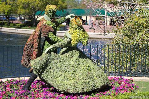 2013 Epcot International Flower And Garden Festival Disney Flower And Garden Festival