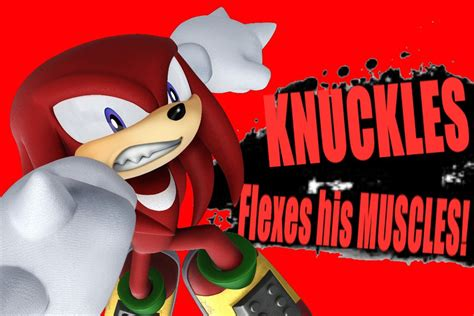 knuckles super smash bros meme by splashnetwork on deviantart