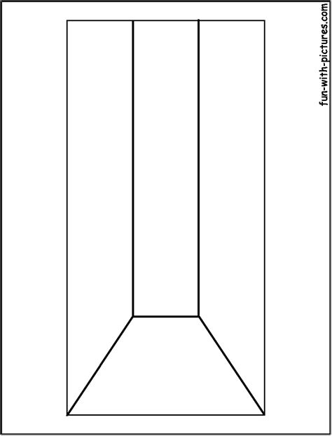 kuwait flag coloring page
