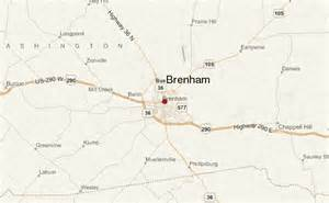 brenham location guide