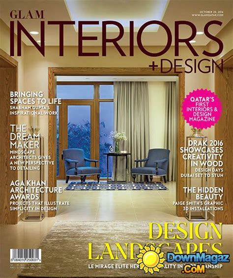 home interior design magazine pdf download glam interiors design october 2016 187 download pdf