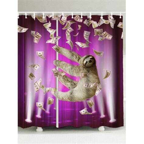 ridiculous shower curtain 25 best ideas about funny sloth on pinterest sloths