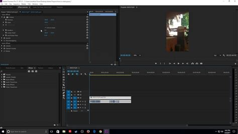adobe premiere pro rotate video how to rotate video in adobe premiere pro cc youtube