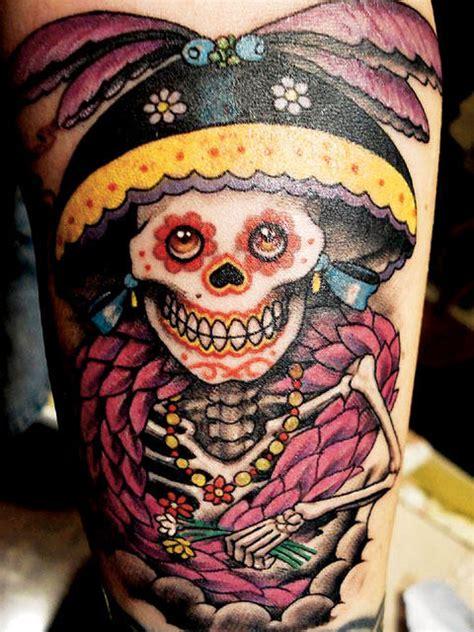 los muertos tattoo designs dia de los muertos tattoos page 4