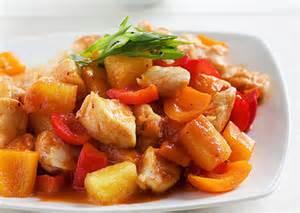sweet and sour chicken recipe simplyrecipes com