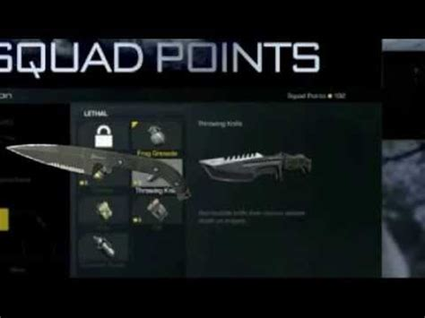 call of duty throwing knife call of duty ghosts throwing knife confirmed