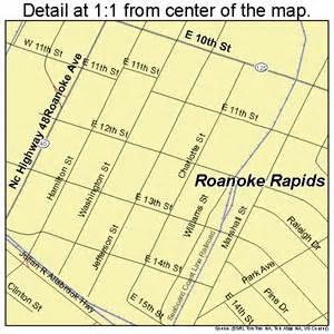 roanoke carolina map roanoke rapids carolina map 3756900