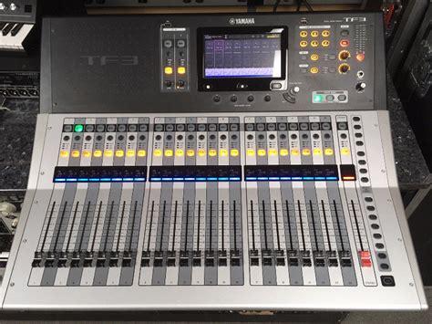 Mixer Yamaha Tf3 yamaha tf3 image 2027094 audiofanzine