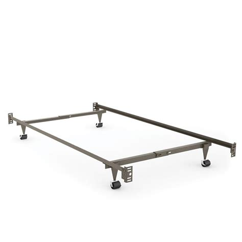 metal bed rails sonax single size steel bed rails with head and foot board