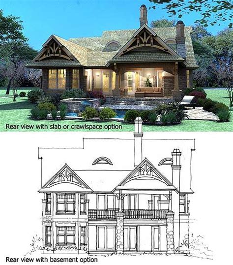 vacation house plans sloped lot 17 best images about house plans on 3 car