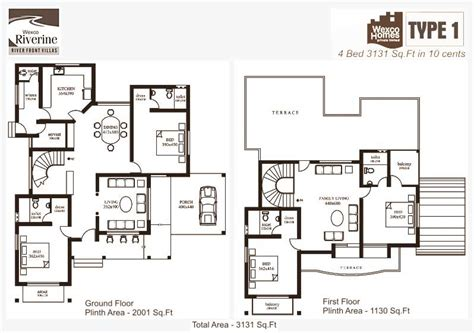 kerala style house plans house design