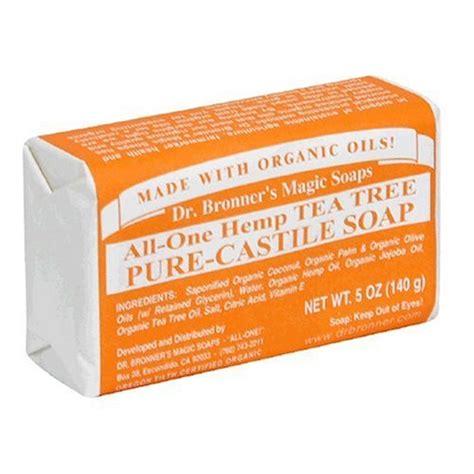 Sale Dr Soap sale dr bronner s magic soaps castile soap all one hemp tea tree 5 ounce bars pack of 6