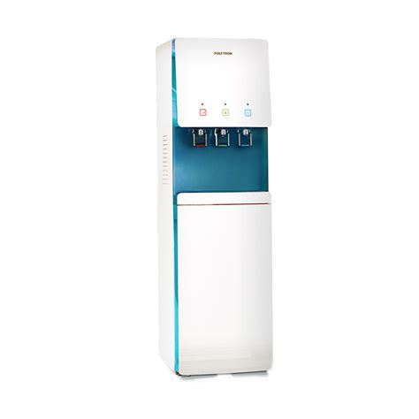 Polytron Hydra Water Dispenser Pwc 777 White jual polytron hydra pwc 777 b blue water dispenser bottom