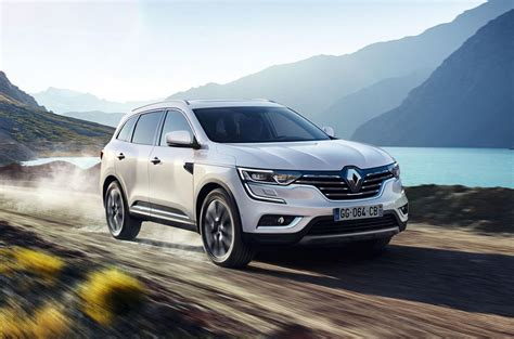 renault suv 2017 2017 renault koleos suv to arrive in europe this june