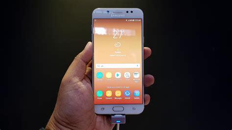 Samsung Galaxy Dua Kamera teknologi pandang pertama samsung galaxy j7 peranti
