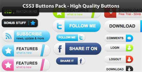 Beautiful Animation With Css3cd Penerbit 20 beautiful css3 animation button packs designmaz