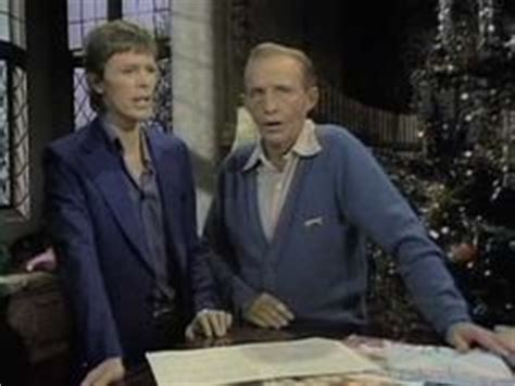 david bowie bing crosby xmas song 1000 images about vintage christmas tv shows movies on