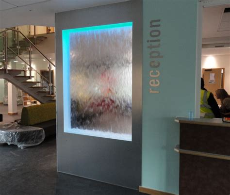 Water Wall Interior by H2o Designs Uk Page 7 Interior Water Features