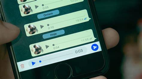 techtudo tutorial whatsapp como ouvir um 225 udio no whatsapp antes de envi 225 lo redes