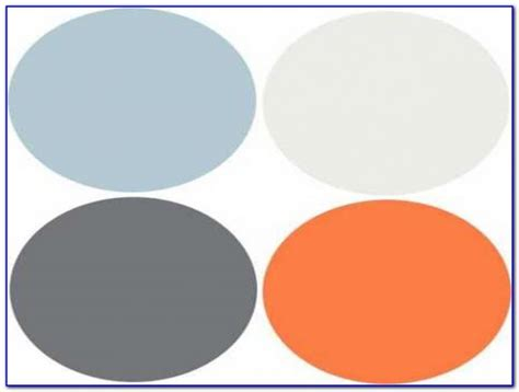 blue orange color scheme grey blue orange color scheme painting home design