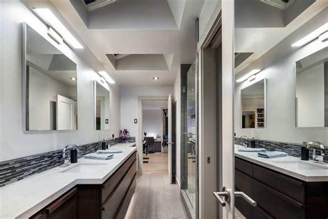 Modern Narrow Bathroom 25 Narrow Bathroom Designs Decorating Ideas Design