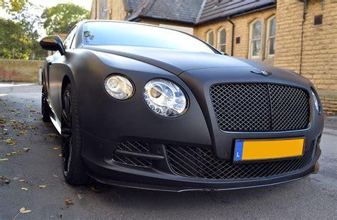matte black bentley matte black wrap for bentley continental gt reforma uk