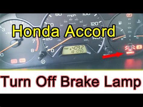 brake lights wont turn off honda accord 1998 honda accord brake light switch mouthtoears com