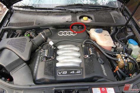 Kurbelwellensensor Audi A6 4b by Motorraum Unterdruckventil Bkv Schlimmes Ger 228 Usch