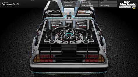 Auto Tieferlegen Simulator by Car Mechanic Simulator 2015 Delorean On Steam