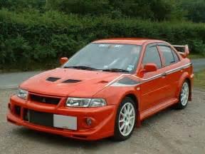 Evo 6 Mitsubishi