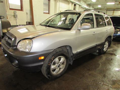 is hyundai a foreign car parting out 2005 hyundai santa fe stock 150407 tom s