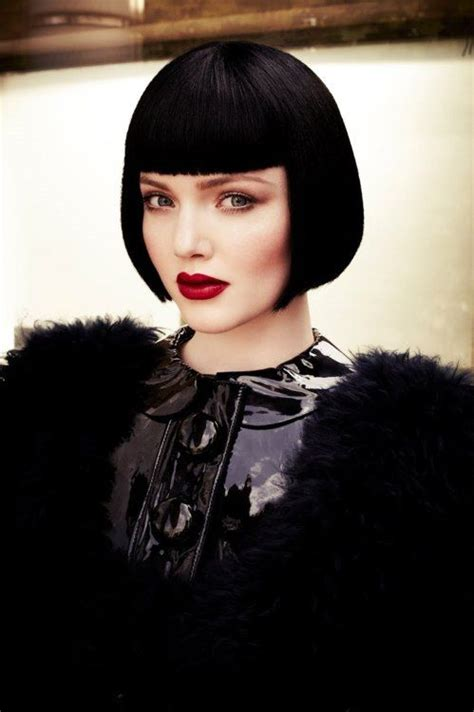 mona locke 1920s bob hairstyle pictures best 25 one length haircuts ideas on pinterest one