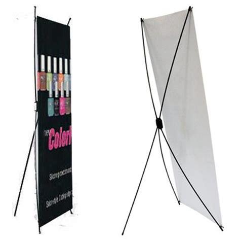 Tripod Banner simple x banner stand hanolex
