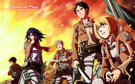 wallpaper keren attack on titan el episodio 14 de shingeki no kyojin sera un episodio