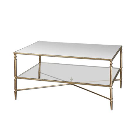coffee table extraordinary glass and metal coffee table