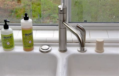 cost to replace bathroom faucet tips how to replacing kitchen faucet with the new one
