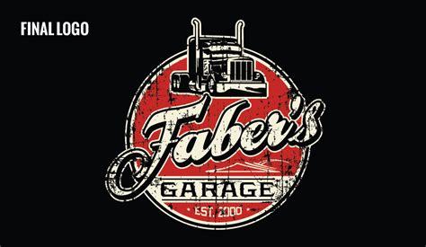 design a garage logo faber s garage logo design gravity designworks inc