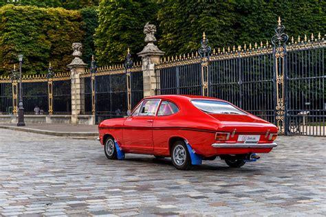 Opel Kadett Rallye by 1969 Opel Rallye Kadett