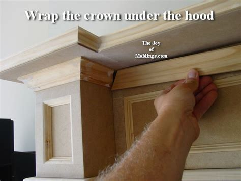 crown molding fireplace mantel moulding around fireplace images frompo