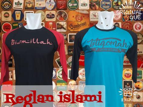 Kaos Dewasa 26 grosir kaos distro raglan islami dewasa murah bandung 30ribu