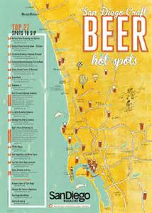 breweries in map breweries in san diego map